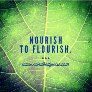 nourish your mind